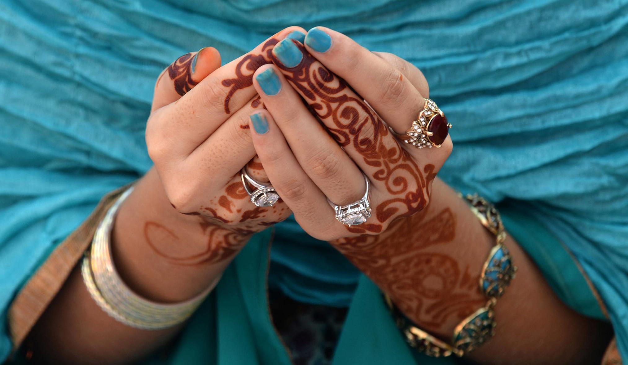 Muslim Women in Ramadan